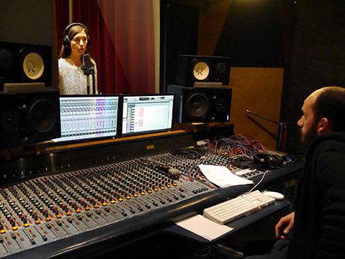 Soundsory's Studio